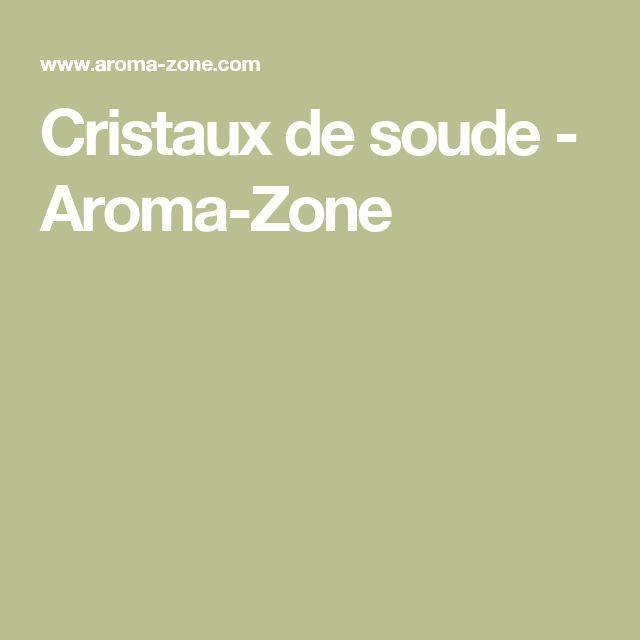 Cristaux de soude - Aroma-Zone