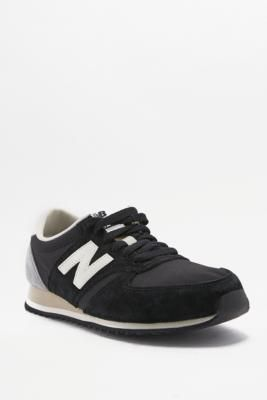 ¡Consigue este tipo de deportivas de New Balance ahora! Haz clic para ver los detalles. Envíos gratis a toda España. New Balance 420 Black Trainers - Womens UK 5: Essential runner from New Balance. Soft suede upper offers breathable mesh paneling, lace front closure and soft textile lining. Finished with a colour-blocked upper and a grippy rubber outsole. New Balance is one of the leading performance-running brands in the world.   **THINGS TO KNOW:**   - Suede, rubber   - Spot clean  All…