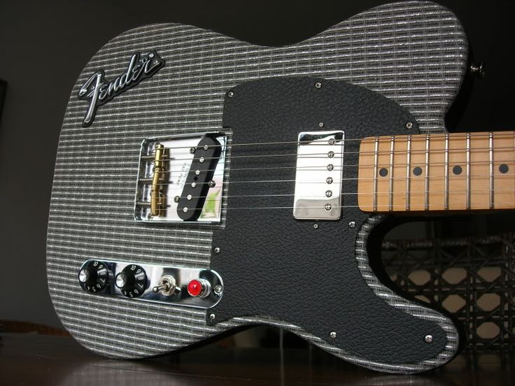 Part amp, part telecaster...the Amplicaster has arrived! - Telecaster Guitar Forum