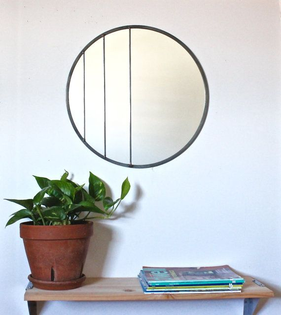 Circle Wall Mirror top 25+ best circle mirrors ideas on pinterest | large hallway
