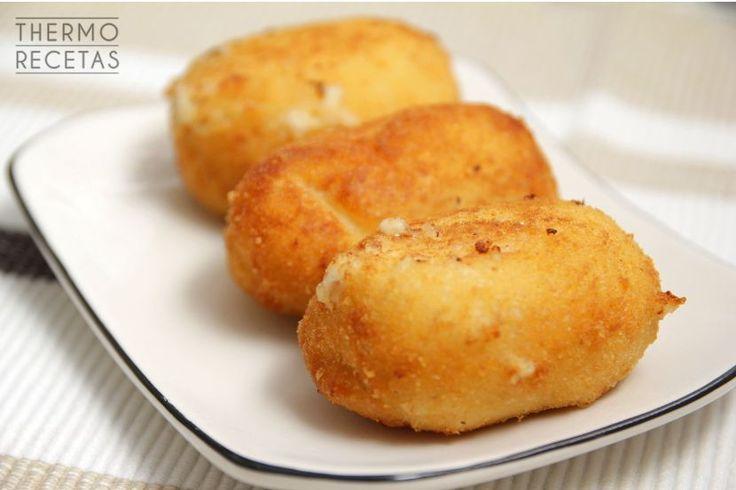 Croquetas de cocido deliciosas - http://www.thermorecetas.com/2014/11/06/croquetas-de-cocido-deliciosas/