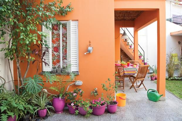 Dos propuestas con ideas para decorar un patio antiguo for Ideas para decorar aticos
