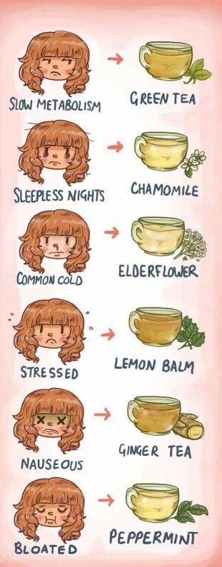 Love me some tea!