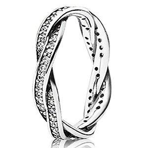 Znalezione obrazy dla zapytania pandora pierścionki