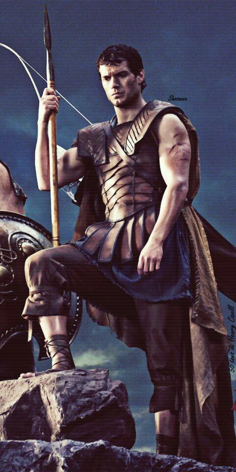 Theseus, the king of Athens