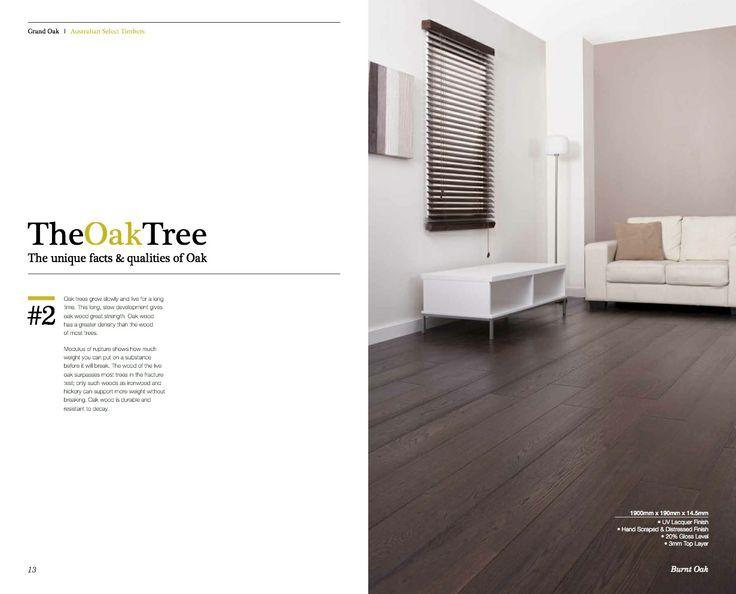 Grand Oak Timber Flooring: Grand Oak Brochure P8
