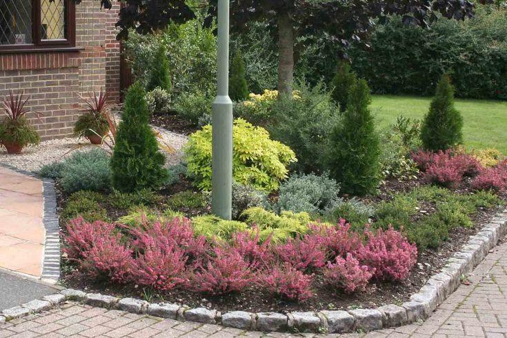 Front Garden Design Idea