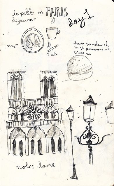 sketch journal example