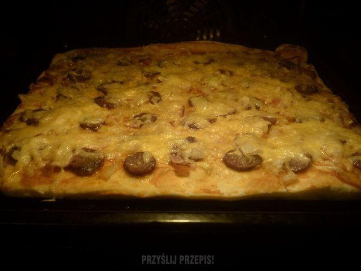 Najlepsze ciasto na pizze - jak z pizzerii