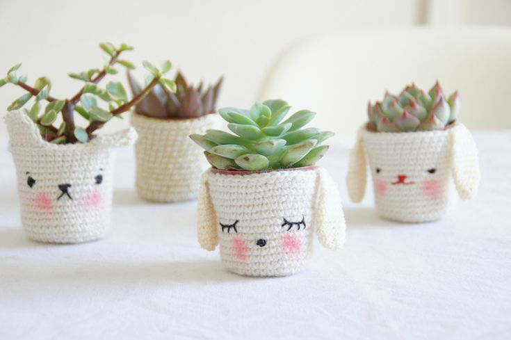 crochet pot cover! OMG!