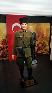 WORLD OF TANKS: Eskişehir Bal mumu Müzesinden İzlenimler.