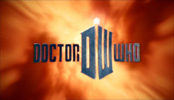 Doctor Who logo - from Season 5.