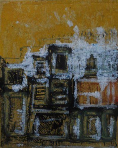 """""""Facciata"""", monotipo, 2013,"""