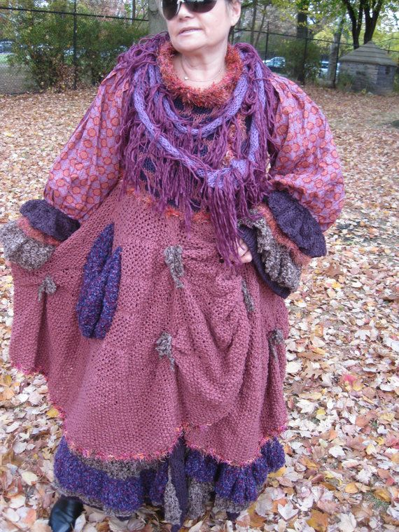 called it a peasant coat. Lovely and unusual design. A lot of details. Has a double layers; sleeves decorated with cotton fabric and multic...