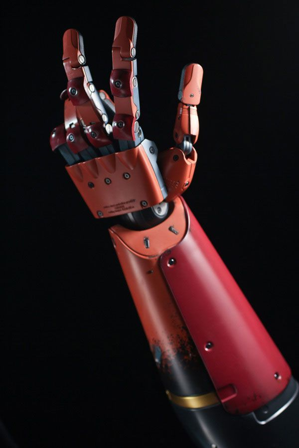 robot hand palm concept - Google Search
