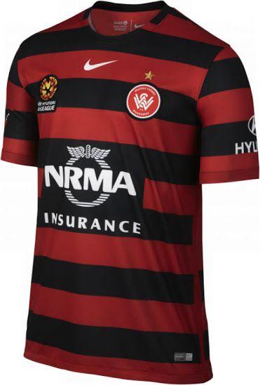 Nike Western Sydney Wanderers 2015-16 Kits Released - Footy Headlines
