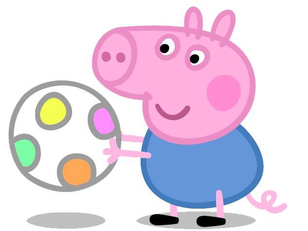 George Pig Pelota