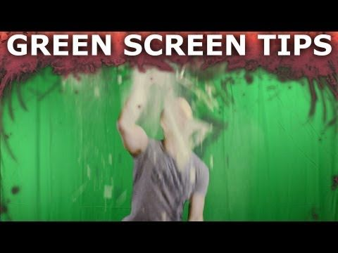 How to Avoid 5 Common Green Screen Mistakes - Visual Effects 101 Surfaced Studio has some good tuts