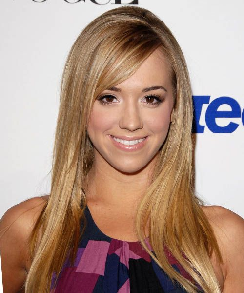 Andrea Bowen Hairstyle 2014