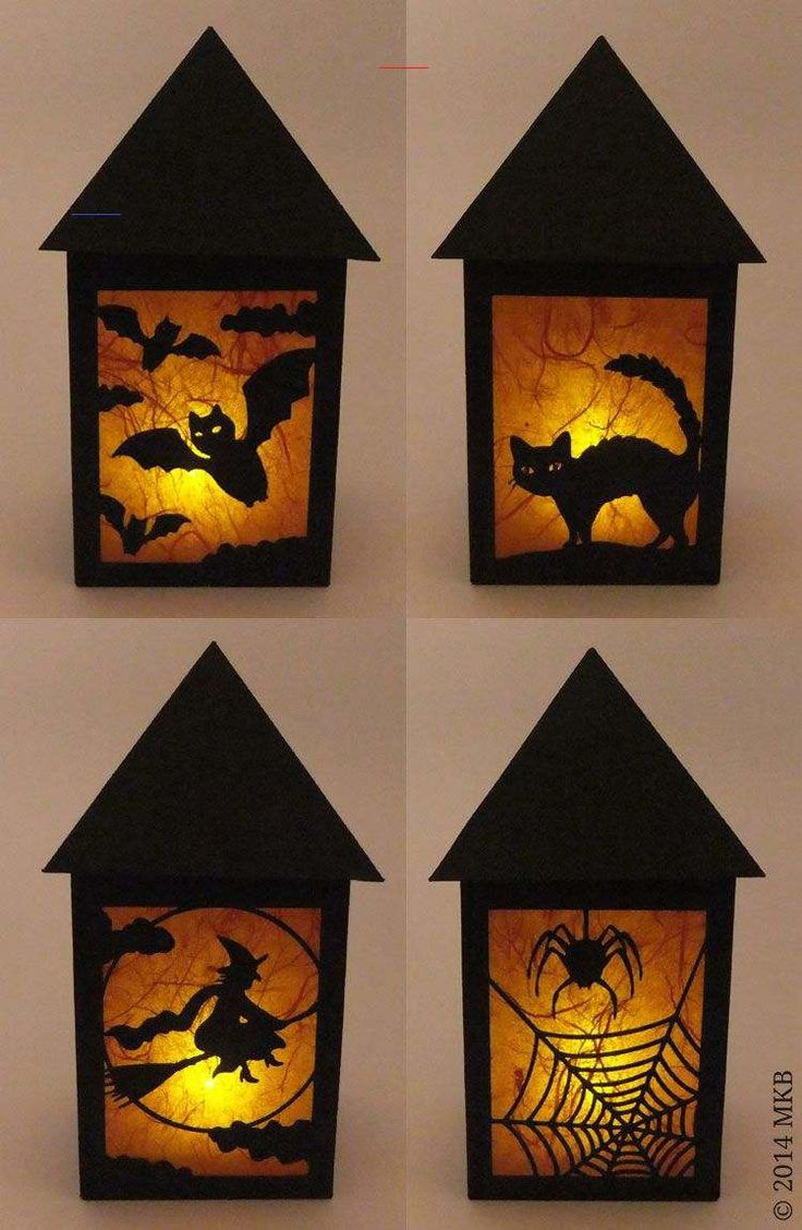 HalloweenLaterne MiriamKreativ.de