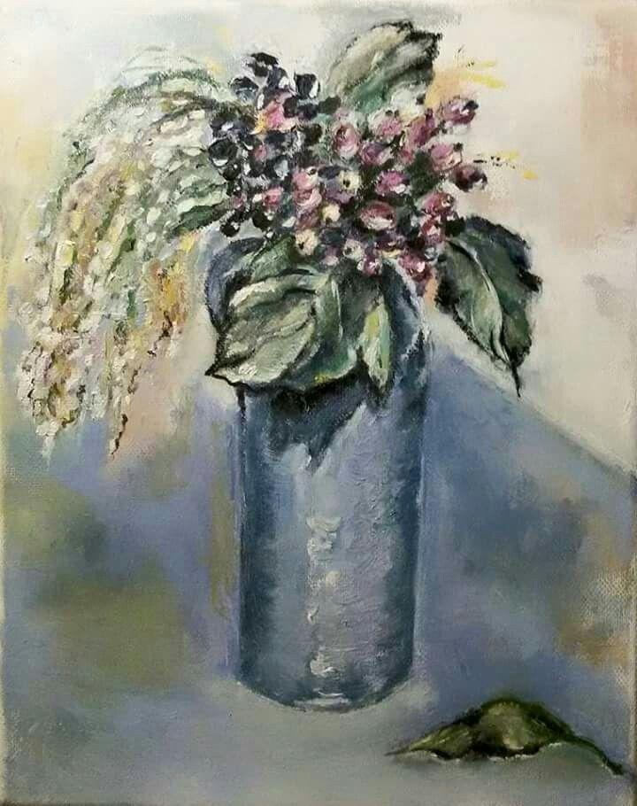 Váza s prosem