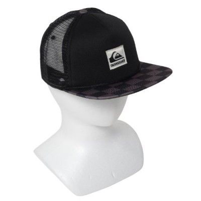 Boné Quiksilver Men's Slappy Hat Vintage Black #Boné #Quiksilver