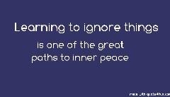 Sisäinen rauha