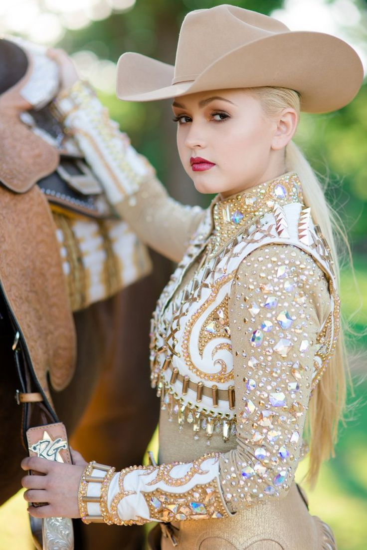 Deanna Green | AQHA World Champion | Rusty Green Show Horses | Devin Territo Makeup | As seen on GoHorseShow  Kirstie Marie Photography www.kirstiemarie.com