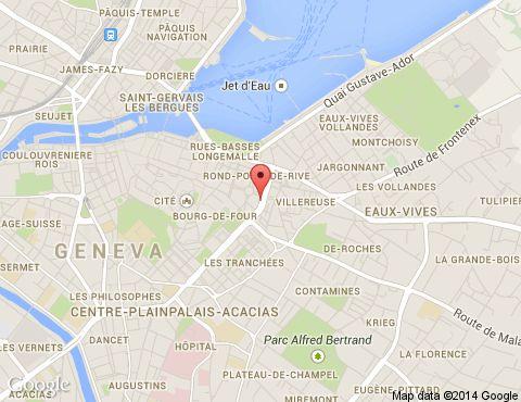 Restaurant Le Pain Quotidien 3 adresses 38 chf