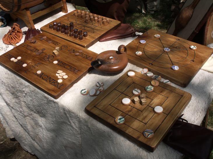"Different kind of ancient games at ""Fuochi di Taranis"", Monterenzio (BO), Italy. By Teuta Senones Pisaurenses (www.pisaurus.it)"