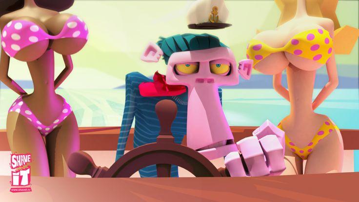 Shave it — 3dar · 3D Animation Studios