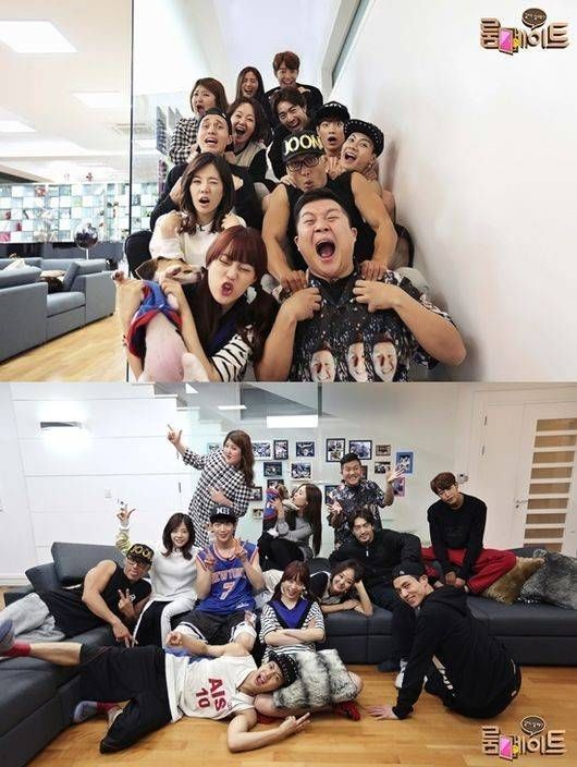 SBS' 'Roommate' unveiled family photos for season 2!With all of their busy schedules, it's rare to