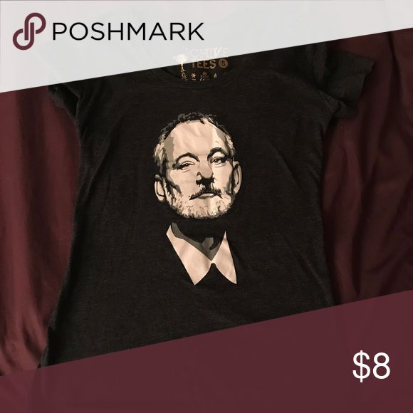 Bill Murray chive shirt Original BFM shirt. Rarely worn. Smoke free home. Tops Tees - Short Sleeve