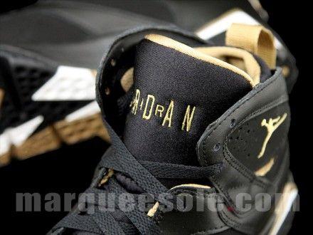 Air Jordan Retro 7 (VII) GS Gold Medal Detailed Pictures on http://www.kixandthecity.com/air-jordan-retro-7-vii-gs-gold-medal-detailed-pictures/