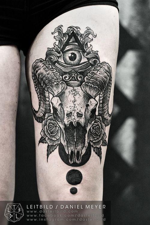 best 25 ram tattoo ideas on pinterest aries ram tattoo tattoo goat and aries tattoos. Black Bedroom Furniture Sets. Home Design Ideas