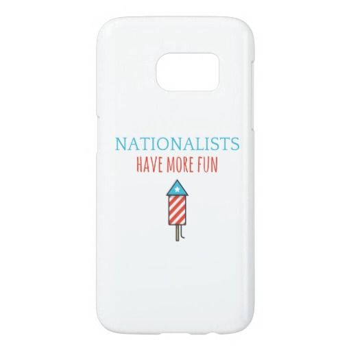 nationalists have more fun case - rocket
