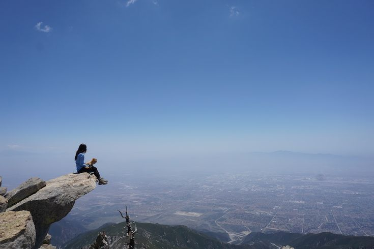 The LA Girl lists 6 awesome reasons to do the Six Pack of Peaks challenge that includes Mt. Wilson, Cucamonga Peak, Mt. Baldy, San Jacinto, and more.