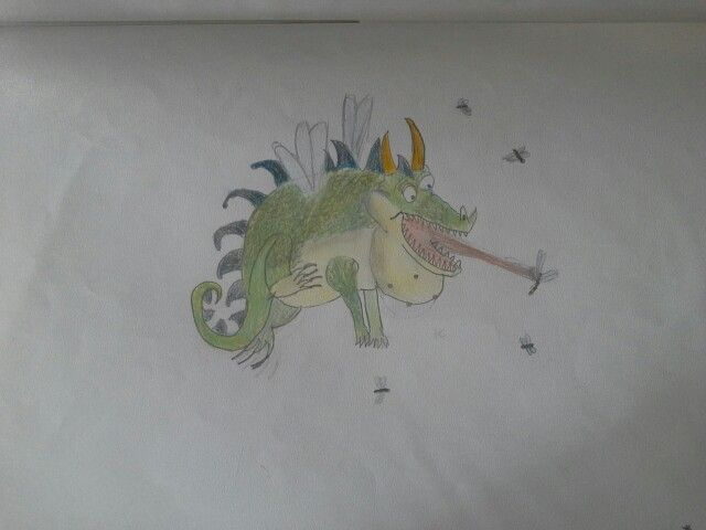 Fat dragon..