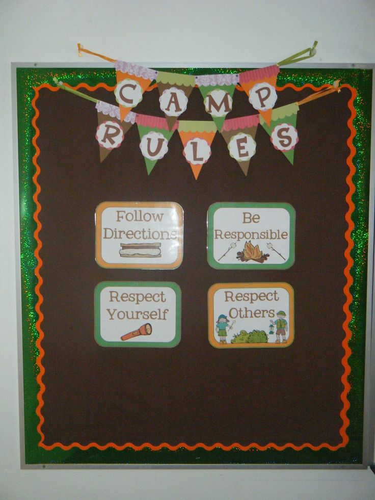 Classroom Decor Camping Theme ~ Best images about camping classroom on pinterest
