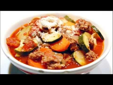 Italian Sausage Soup with Tortellini - Italian