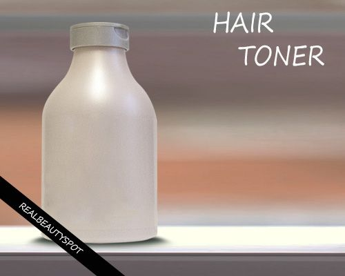 What is and how to use a Hair Toner?