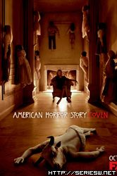 American Horror Story: Coven Temporada 3