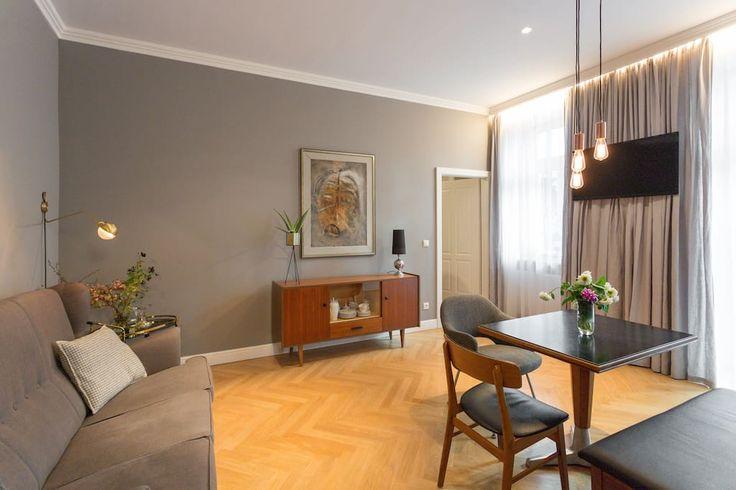 Schau dir dieses großartige Inserat bei Airbnb an: luxurious, central & elegant - Apartments zur Miete in Wien