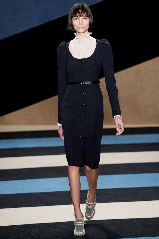 Derek Lam Fall 2016 Ready-to-Wear Fashion Show