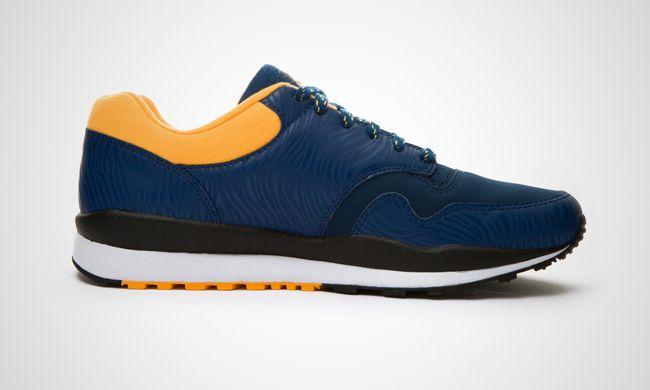 Nike Air Safari Brave Blue / Orange