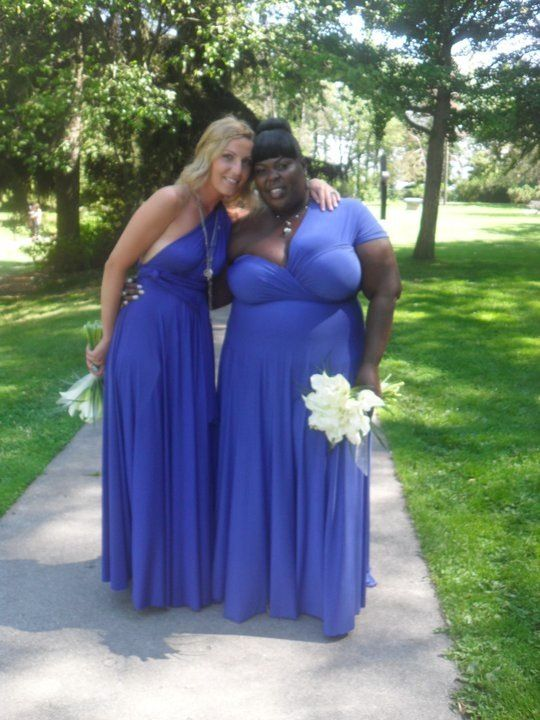 a11ed7f5227c Henkaa Iris convertible dress wedding colors royal blue