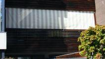 Copertine Parasolar Retractabile cu Brate Fixe si Role Mobile Verticale