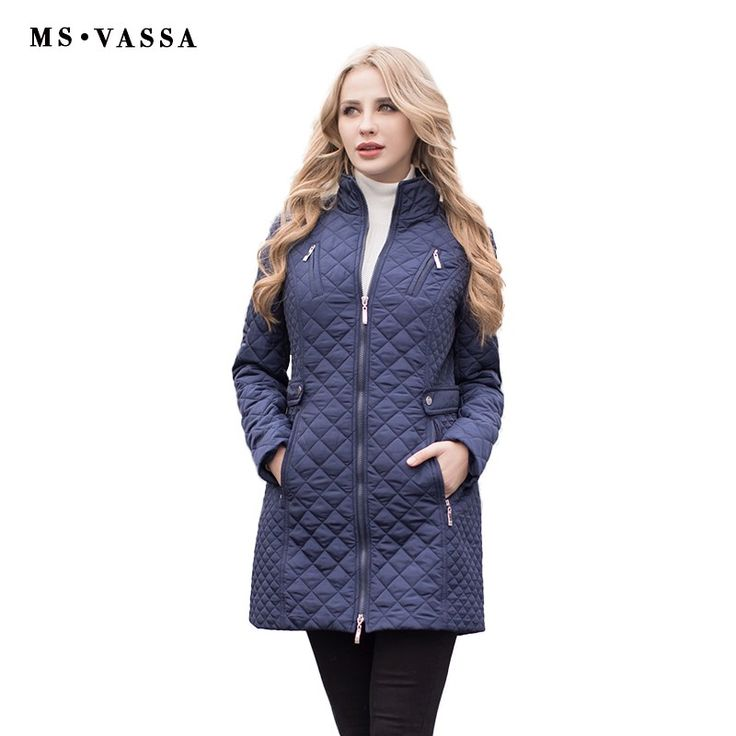 Like and Share if you want this  MS VASSA Women Jacket 2017 Autumn Winter New fashion Parkas Padded ladies coats long quilted jackets plus size 6XL 7XL outerwear     Tag a friend who would love this!     FREE Shipping Worldwide     Buy one here---> https://onesourcetrendz.com/shop/all-categories/womens-clothing/womens-jackets/ms-vassa-women-jacket-2017-autumn-winter-new-fashion-parkas-padded-ladies-coats-long-quilted-jackets-plus-size-6xl-7xl-outerwear/