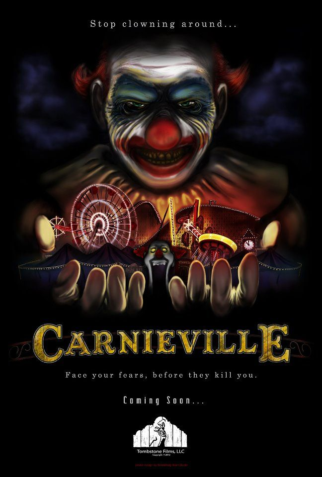 149 best images about evil clowns on pinterest the for Killer clown movie