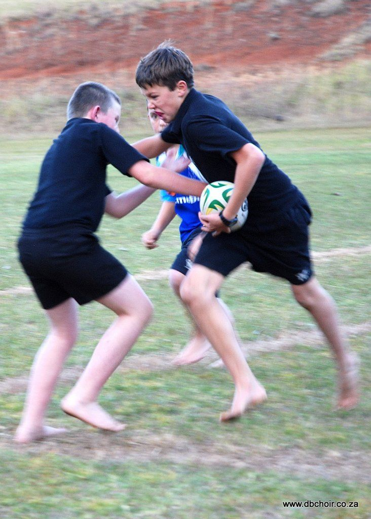 #DrakieLife - Sport!  Now sport is what the boys really enjoy. They play Rugby, Cricket, Cross Country, Swimming, Volleyball, Tennis & Soccer. Practice is held twice a week.